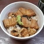 50352179 - 穴子丼