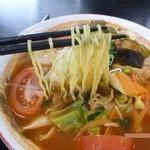 トムトムキキル - 麺
