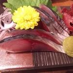 ふく鶴 - しめ鯖