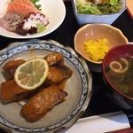 魚屋の居酒屋 魚錠 - 日替わり定食