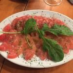 50353161 - イタリアン酒場 Esto.:トマト