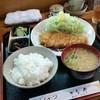 かな井 - 料理写真:ランチ「かつライス (800円)」