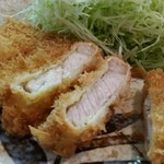 かな井 - お肉の質もなかなか美味しい