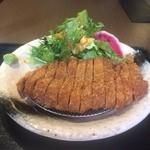 gyuukatsutonkatsujojokichi - 牛かつ膳