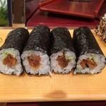 矢島鮨 - 干瓢山葵巻き