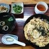 道の駅 ふるさとセンター大塔 - 料理写真:奥がけ丼970円