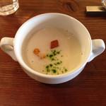 キッチンコトコト - 白いんげん豆ポタージュ
