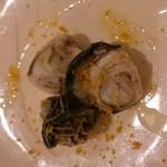 50357526 - 追加前菜 昆布森牡蠣のマリネ
