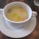 5036978 - 温野菜のスープ
