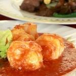 中国料理 李芳 - 大海老のチリソース煮