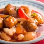 中国料理 李芳 - 酢豚