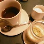 50360925 - 食後の紅茶とデザート