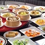 中国料理 李芳 - オーダーブッフェメニュー