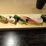 50362069 - 野菜寿司