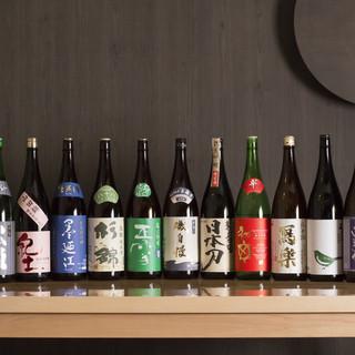 利酒師が選ぶ全国津々浦々の日本酒!