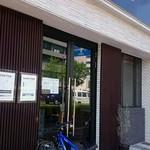 マーノカフェ - 店の入り口