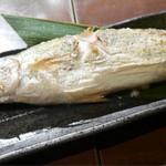 ほづみ - 2016/4/☆  カマスの塩焼き