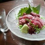 ほづみ - 2016/4/☆  お刺身盛り合わせ 日本酒が美味い〜〜