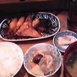 越後屋 - 魚定食600円