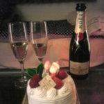 コロンブス - 2008年のクリスマスにコロンブスで購入したケーキです★
