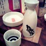 戸張屋 - 宮城の酒、浦霞.JPG