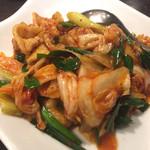香港厨房 - 豚キムチ