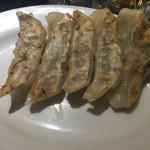 香港厨房 - 焼き餃子