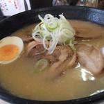 らーめん 佐々舟 - ラーメン+御飯700円