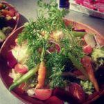 エスティロ・リブレ - リブレサラダ!季節野菜がたっぷりのサラダです!