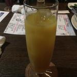 resort&dining Cascade - テキーラサンライズ^^
