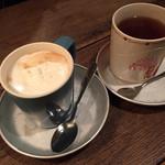 モーツアルト - カフェオレ、紅茶