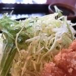綾綺殿 - サラダ