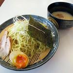 帯広豚丼・つけ麺 甚平 - つけ麺 並盛