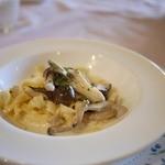 グラート - 料理写真:いろいろキノコのクリームソース