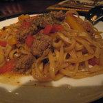 公界 - 仙台味噌シルク麺