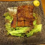 たらキッチン - 牛カルビの西京焼き