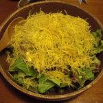 たらキッチン - 手作り豆腐とかりかりポテトのサラダ