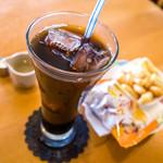 TANAKA - アイスコーヒー 380円