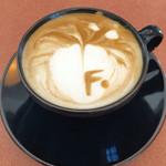 F.cafe - カフェラテ♪
