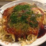 あづま - 肉玉うどん
