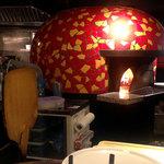 ファンタジスタ - ピザの窯