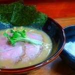 たけめん - 牛テールスープラーメン(半ライス)