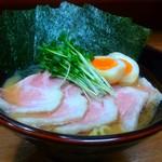 たけめん - 牛テールスープ ラーメン(特製)