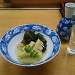50386611 - 若竹煮&地酒