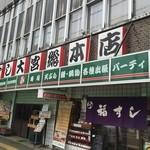 福すし 大宮総本店 - お店の外観