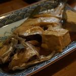 美人亭 - カワハギ煮付け