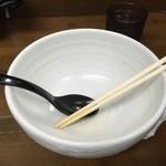 らぁめん たむら - オモシロい味!