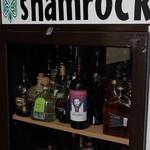 Shamurokku - ドア脇のディスプレー
