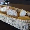 ピーニャ アルテッツア - 料理写真:パン3種類