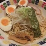 江川亭 - 油麺大盛り 700円 (2016.4)
